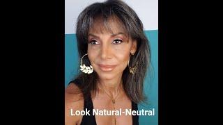 NEUTRAL-NATURAL LOOK (PIEL MADURA)
