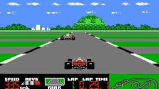 Ferrari Grand Prix Challenge NES Part 1