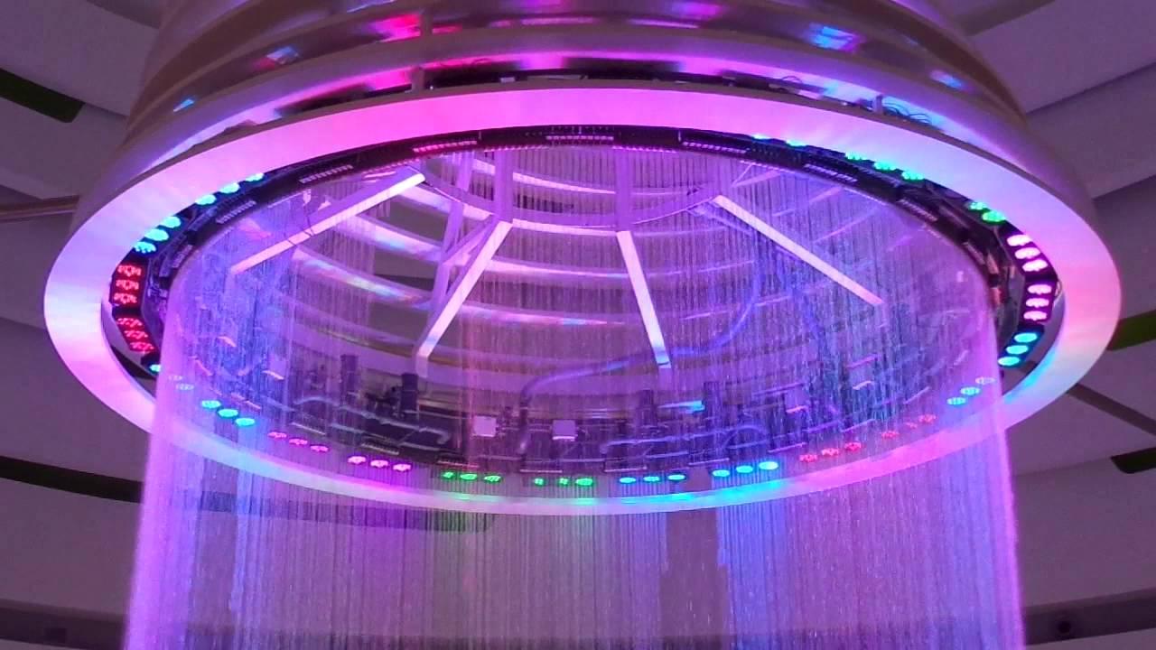 Funcionamiento r tmico fuente de agua iluminaci n led - Motor de fuente de agua ...
