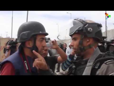 Palestine: Journalists Stand with Detained Colleagues in Isreali Jails