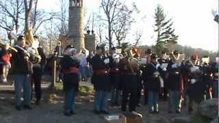 Federal City Brass Band - Gettysburg 11/17/2012 - God Save the South-Star Spangled Banner