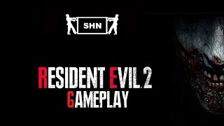 Resident Evil 2 Remake | E3 Gameplay | Full HD 1080p  Gameplay No Commentary