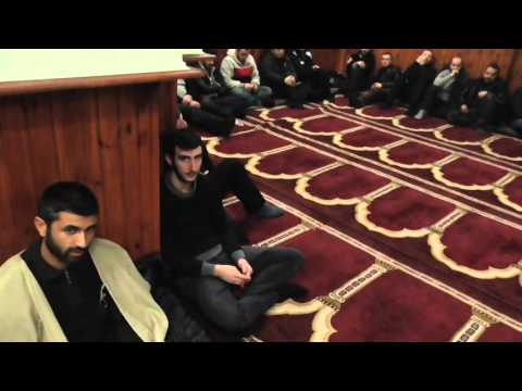 Mehdi Valid oglu.Adi gozel Ozu Gozel Muhammed.Peyqemberin(s) ve Imam Cefer Sadiqin Movlud Gunu
