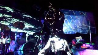 Skinny Puppy - Shore Lined Poison live Bratislava 14.8.2010