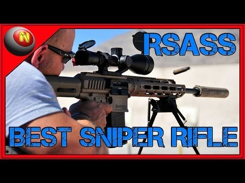 Rsass Best Sniper Rifle In Call Of Duty Youtube