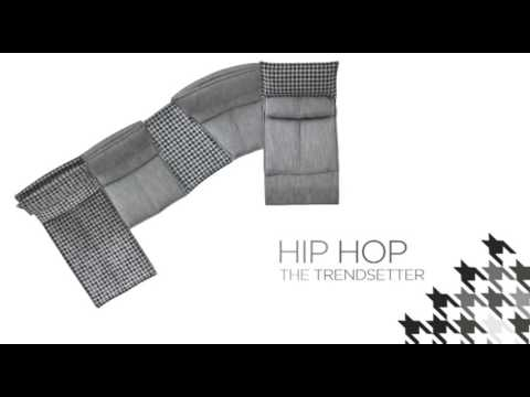 Muebles Ferrini - HIP HOP Calia Italia - YouTube