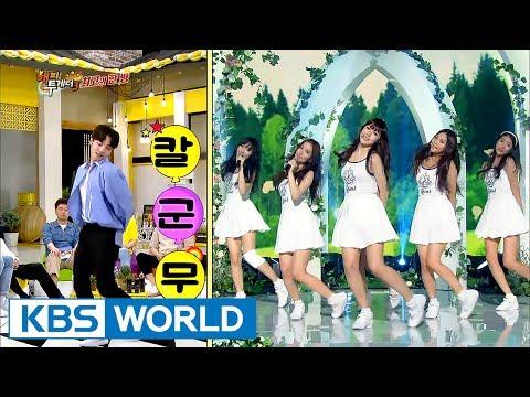 Kim Minjae Dances To GFRIEND's 'Me Gustas Tu' So Perfectly! [Happy Together / 2017.06.15]