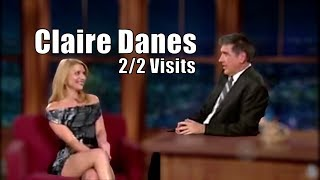 Claire Danes - Told A Story SO Dirty, SOO Dirty (clickbait) - 2/2 Visits In Chronol. Order [240-720]