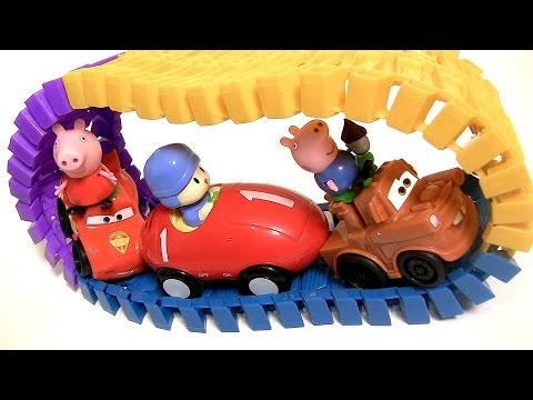 Pocoyo Car Race Song