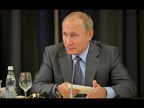 Putin To German Businessmen: Russia Wants to Boost Share of SMEs like Germany did