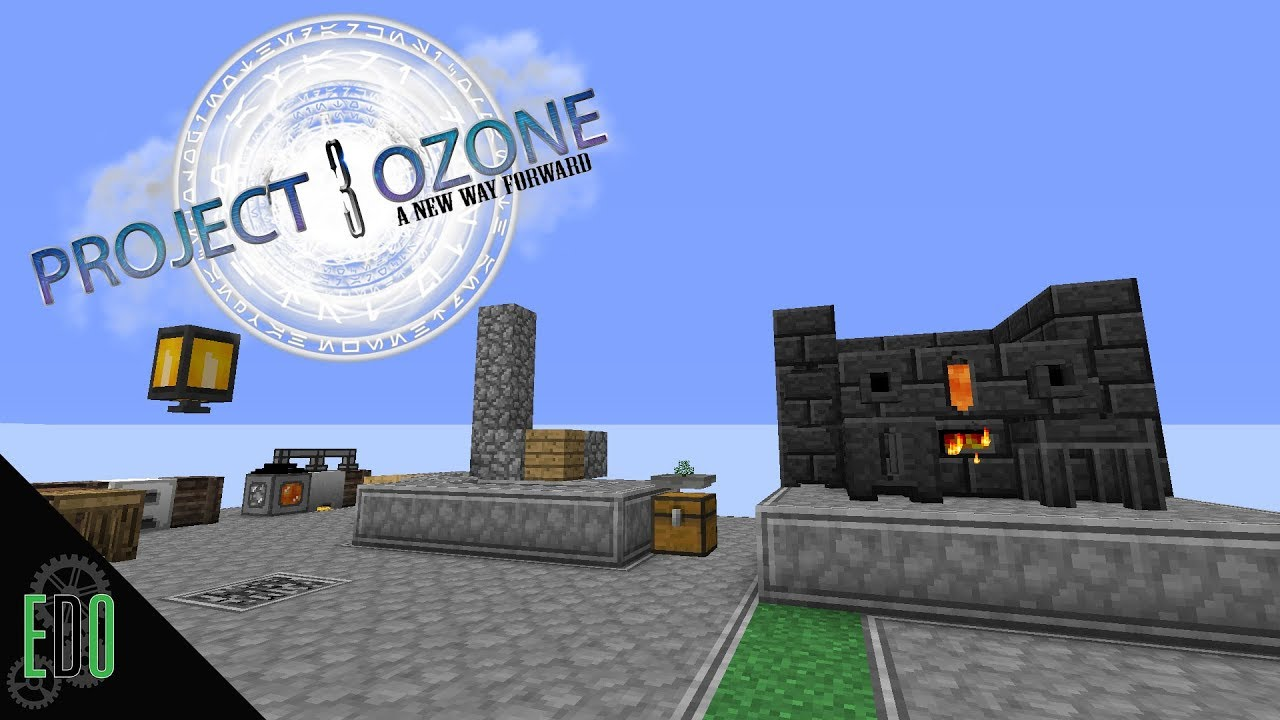 Project Ozone 3 :: Ep 3 :: Auto sifter and upgrades!!
