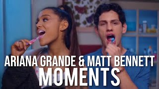 Ariana Grande & Matt Bennett Moments