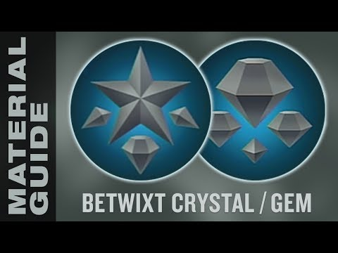 Farm Betwixt Crystals and Gems FAST in Kingdom Hearts 3 (KH3 Material Synthesis Guide)