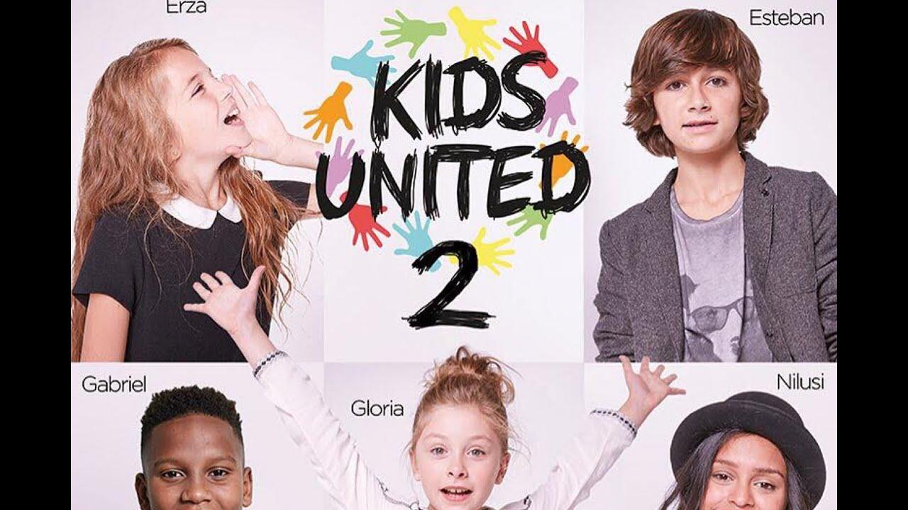 extrait kids united album 2 tout le bonneheur du. Black Bedroom Furniture Sets. Home Design Ideas