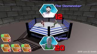 CCG Wrestling - Update 1
