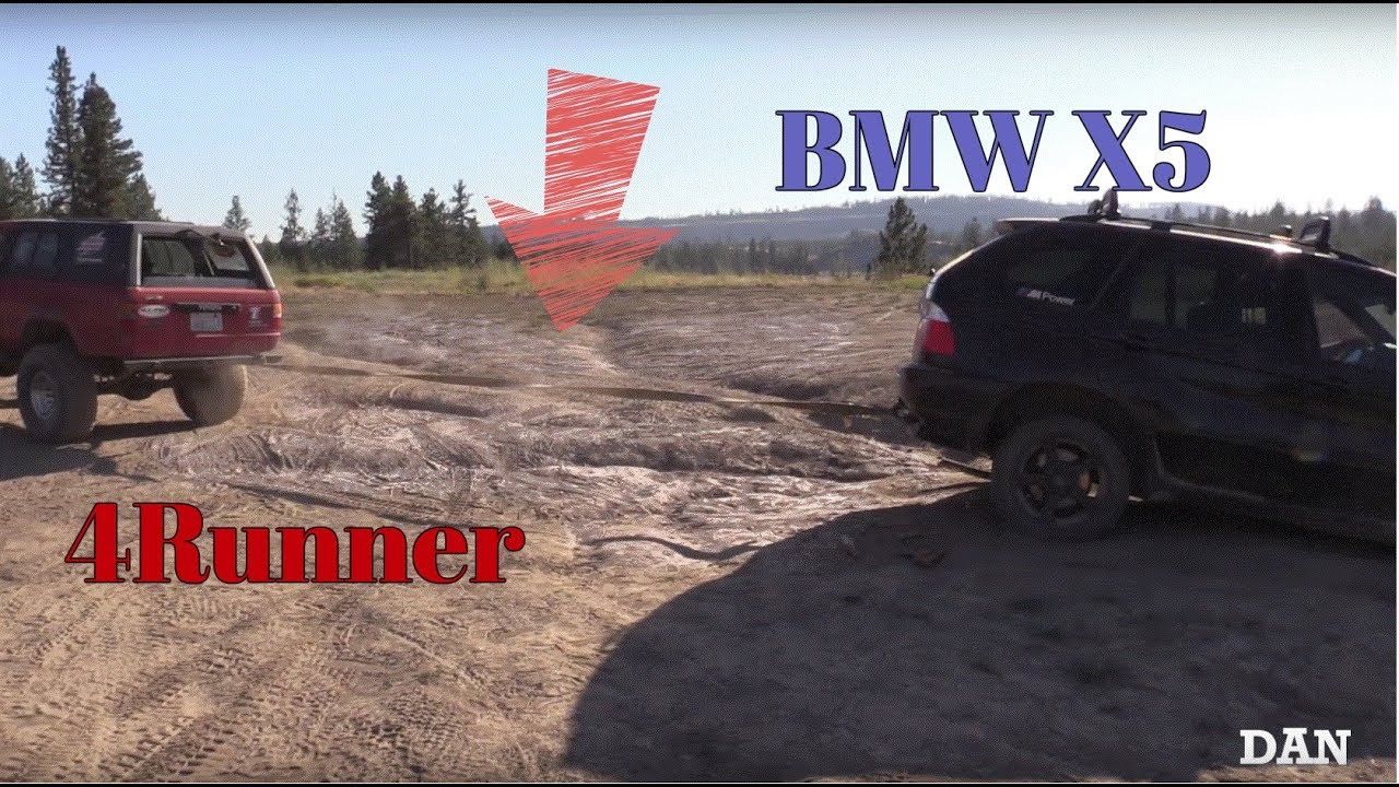 Best Off Road Test Bmw X5 E53 Offroad Awd Ultimate Adventure Part 2