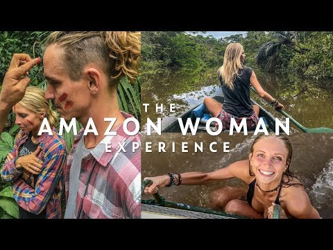 AMAZON Rainforest Eco-Bootcamp ♥ A Day In The Life