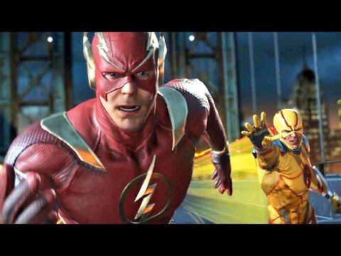 INJUSTICE 2 03: Flash Volta no Tempo - PS4 / Xbox One gameplay