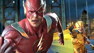 INJUSTICE 2 03: Flash Volta no Tempo - PS4 / Xbox One gameplay