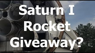 NASA Might Be Giving Away A Saturn I Rocket - Here's Why I Love This Vintage Booster