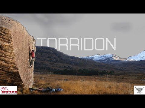 Bouldering in Torridon