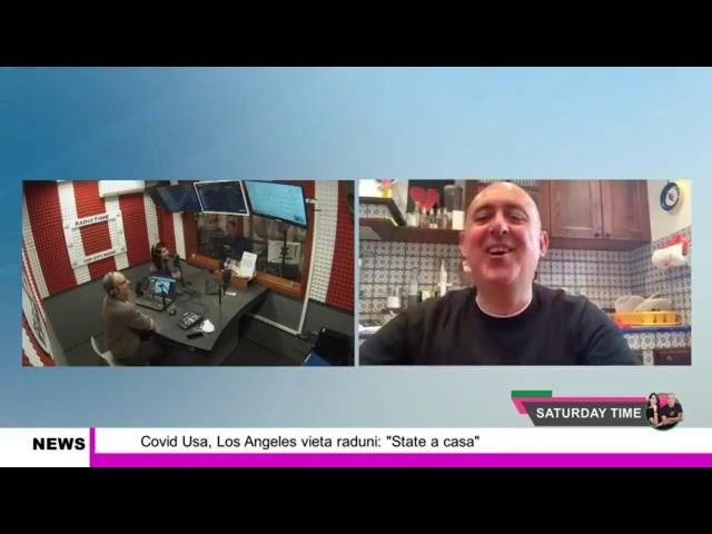 Sasà live on 📻 radio
