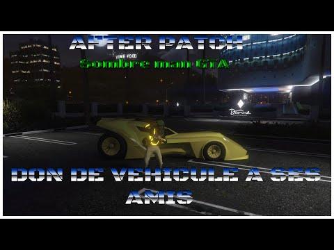 [AFTER PATCH ] DON DE VEHICULE A SES AMIS 1.50