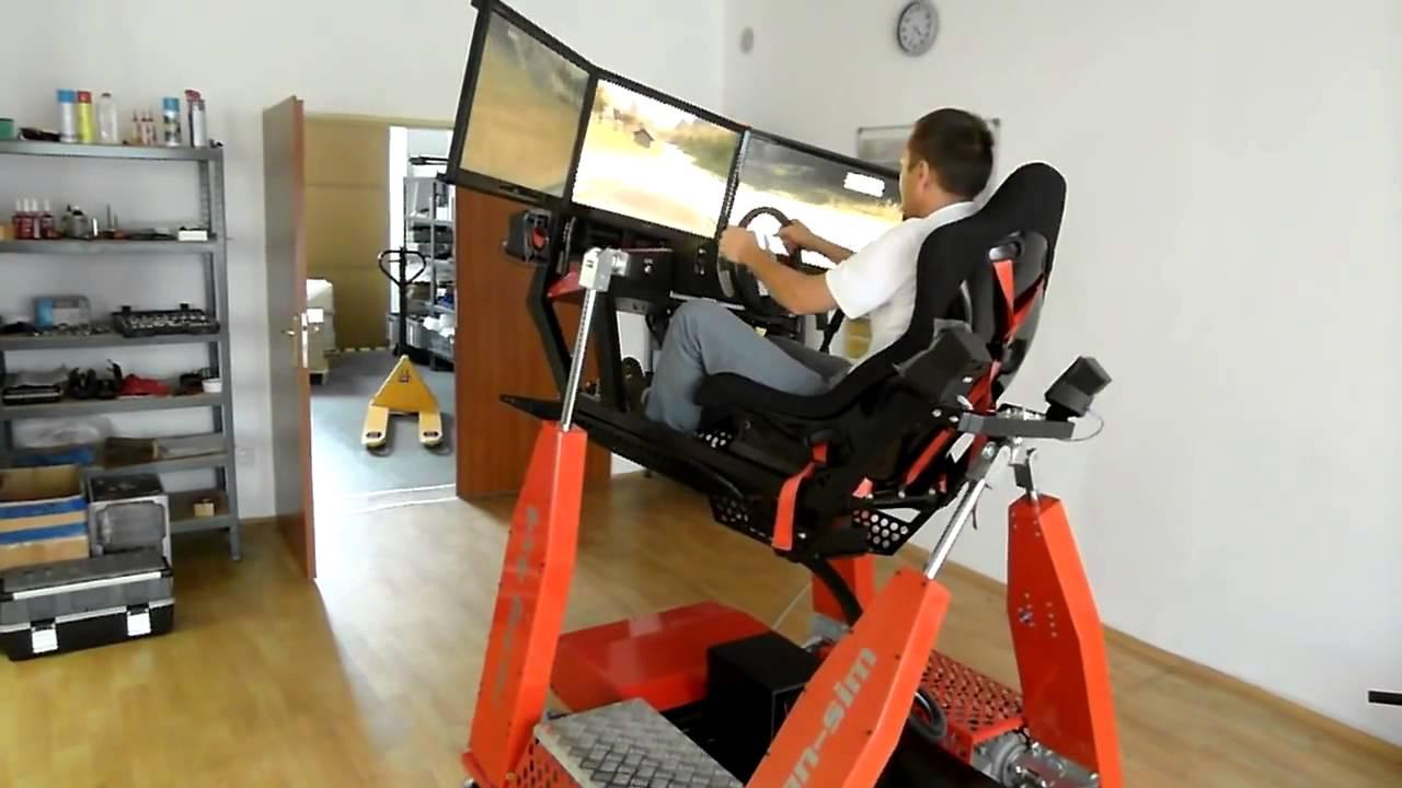 Rally Car Racing Simulator