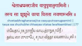 Srimad Valmiki Ramayanam Sundara Kandam Chapter 1 Part 2_0001.wmv