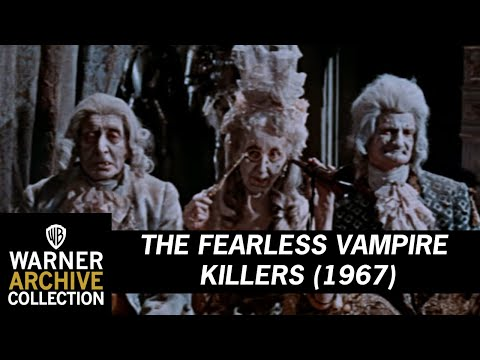 Fearless Vampire Killers (1967) HD Trailer