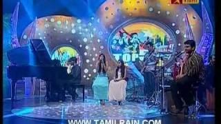 Ninaika Therindha Manamae - Airtel Super Singer,  Shyam Benjamin, Navin Iyer, Mani Bass and Vikram