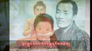 Druk Gi Jangchu Sem- a tribute song by Kinley Tshering Toeb to the 4th King of Bhutan