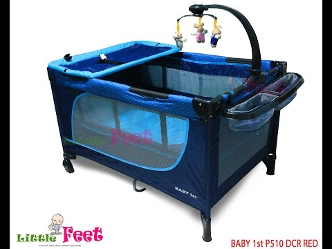 How To Fold And Unfold Your Playpen Playard Flv Doovi