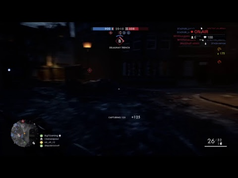"""Get Back in The Fight Soldier - Pvt Medic AK """"Battlefield 1"""""""