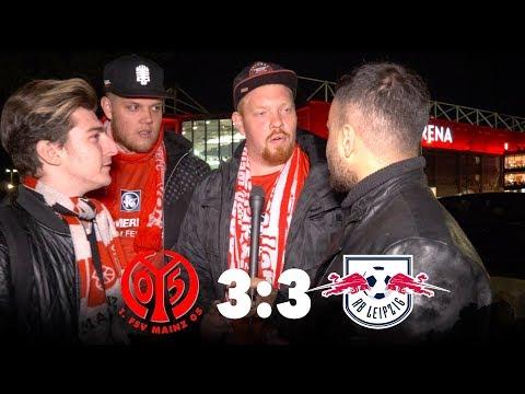 FSV MAINZ 05 VS RB LEIPZIG│MAINZER MIT STARKER 2. HALBZEIT