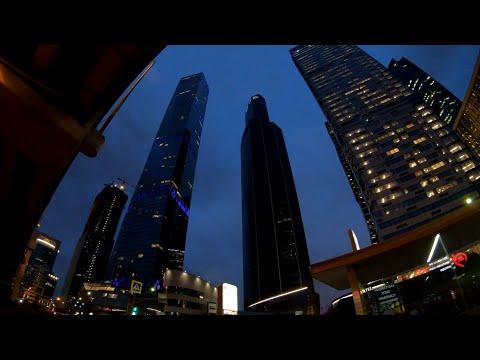 Смотреть ⁴ᴷ⁵⁰ Walking Moscow: Moscow City Center онлайн