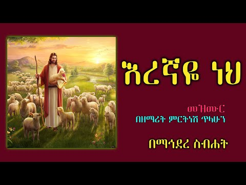 Mirtnesh Tilahun New mezmur ..Eregnaye neh... may 28 2015