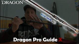 Полный обзор Удилищ Dragon Pro Guide X!