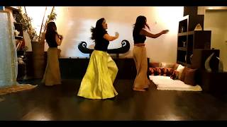 Morni Banke | Badhaai Ho | Easy Sangeet Dance Choreography |Aim Studio India