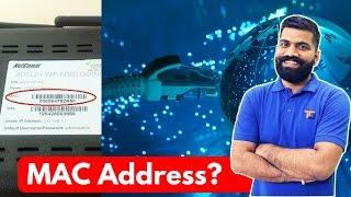 What is MAC Address? MAC Address Spoofing? MAC Address Explained