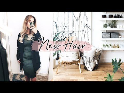 New Hair + Exploring Wicker Park VLOG | Isabel Velazquez