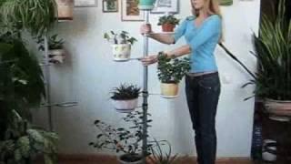 видео Подставки для цветов