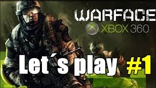 Let´s play Warface Xbox 360 Multiplayer #1 Gameplay Deutsch German HD+