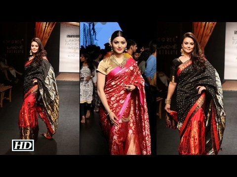 Lakme Fashion Week 2017 Day - 2  Preity Zinta, Urvashi Rautela, Adah Sharma