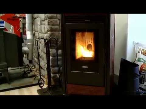 Granville Stone Hearth Fall Ravelli Pellet Stove Tv Spot
