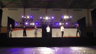 2018年11月10日@愛媛大学第一体育館 欅坂46さんで「風に吹かれても」 ...