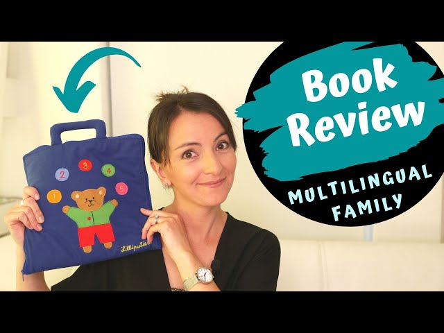 BOOK REVIEW: Lilliputiens - Type of Books That Are Amazing for MULTILINGUAL FAMILIES