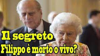 Principe Filippo è Morto O Vivo? Il Segreto Nel Discorso Della Regina Elisabetta