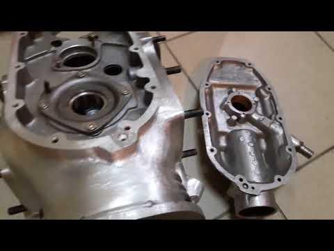 Тюнинг двигателя К750. М72. Ирбит.