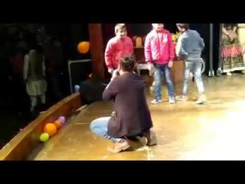 Kuldeep Sharma | Live Stage Show| Get Together|Phari Dance| Shimla Jan 2018